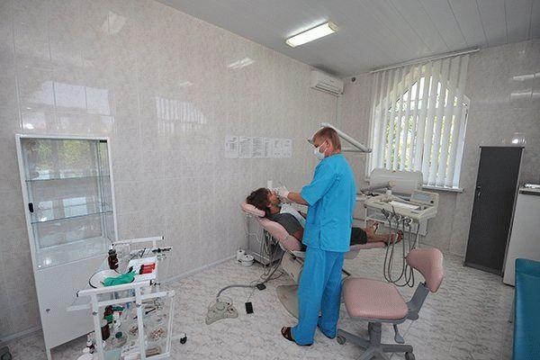Санаторий Мечта в Евпатории