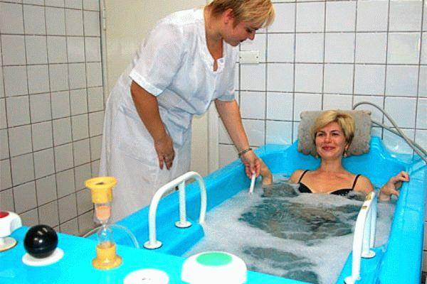 Лечение в санатории Дюльбер в Крыму