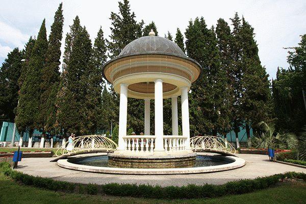 Санаторий Заполярье в Сочи