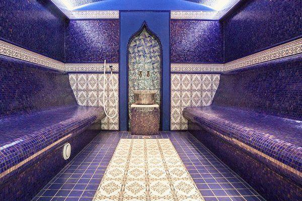Хамам в санатории Заполярье в Сочи