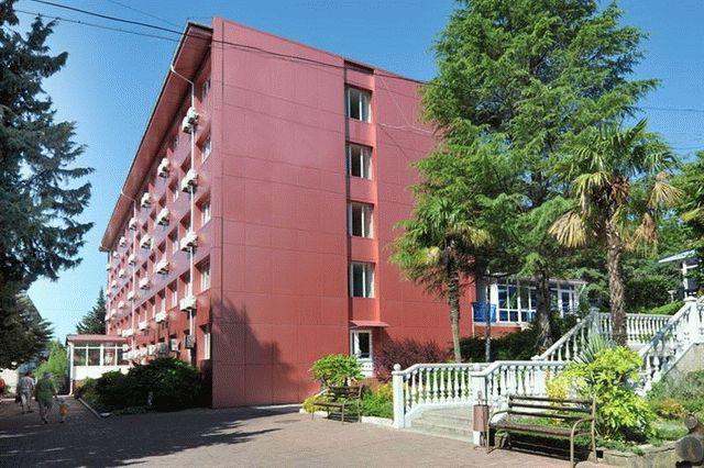 Санаторий «Монерон» в Сочи