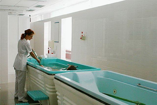 Лечение в санатории Витязь в Анапе