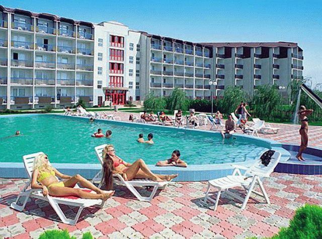 Санаторий Витязь на курорте Анапа