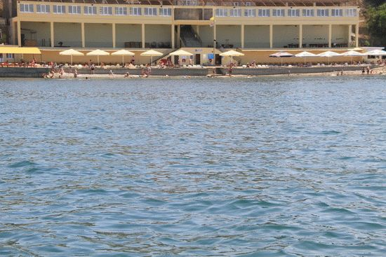 Санаторий Малая бухта