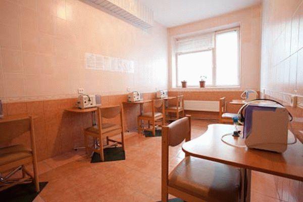 Лечение в санатории имени Пирогова в Саках