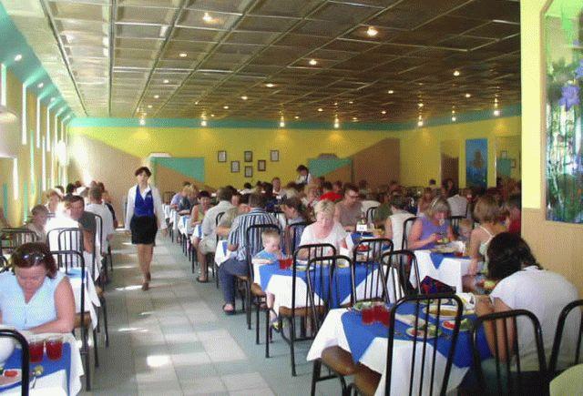 Санаторий Мотылек в Анапе