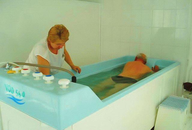 Лечение в санатории Мотылек в Анапе