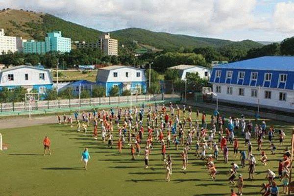Детский лагерь Смена в Сукко на курорте Анапа