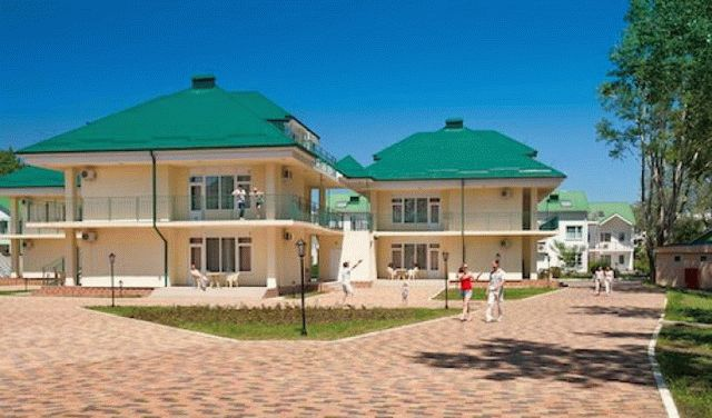 Отель Дюны Золотые