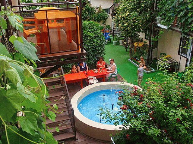 Гостиница «Золотая рыбка»