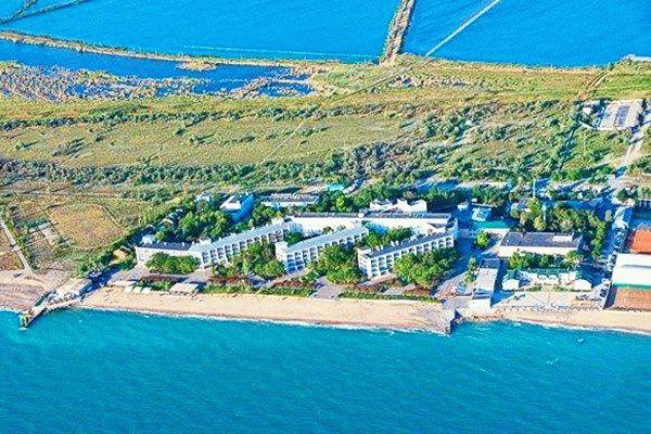 Санаторий «Полтава-Крым»