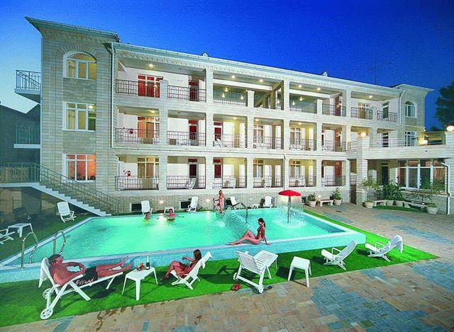 Отель «Паллада»