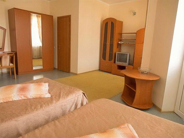 Отель Паллада в Анапе