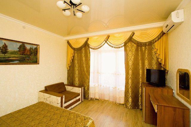 Евро Парк Отель в Анапе