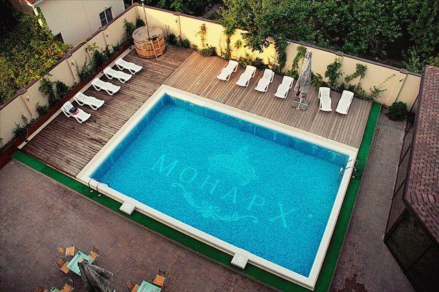 Отель Монарх в Анапе