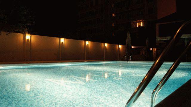 Отель Монарх на курорте Анапа