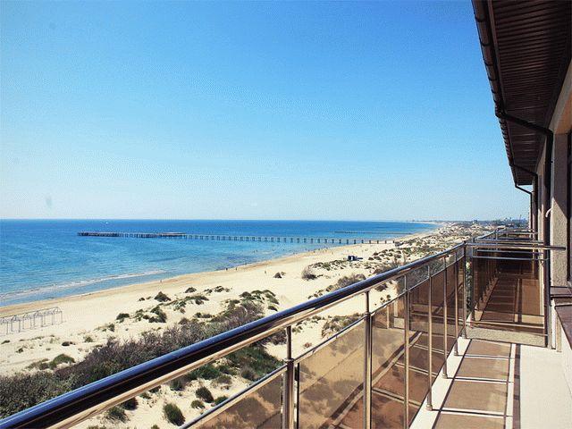 Пляж - отель «Luna»