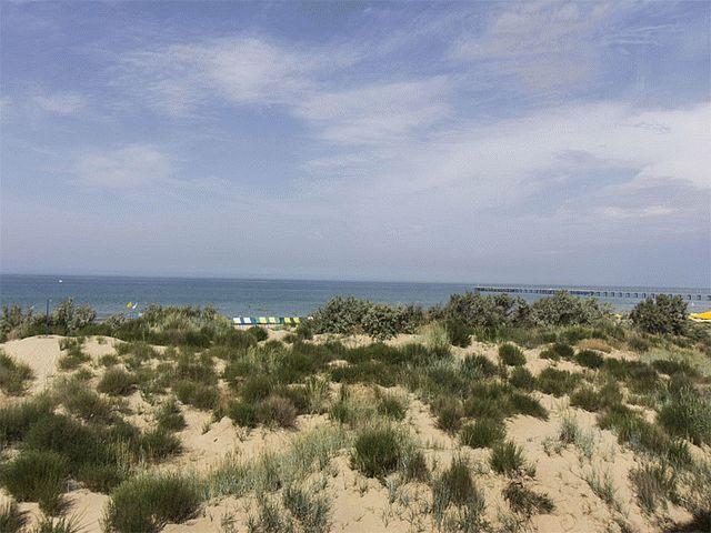 Пляж отель «Луна» в Анапе