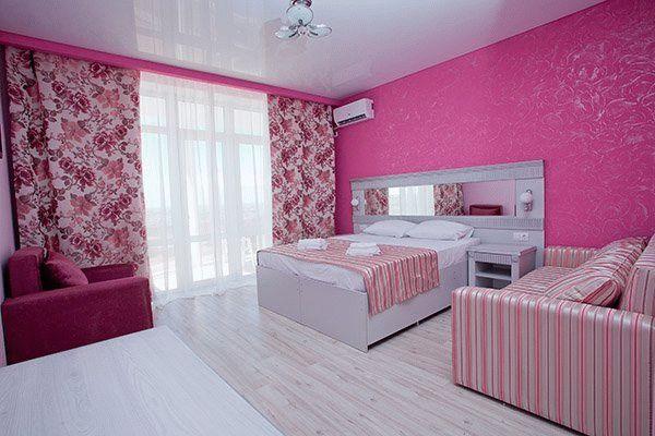 Номер отеля Венера Ресорт в Витязево