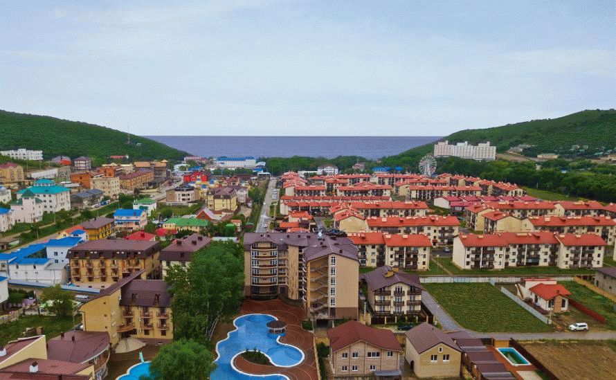 Отель Heliopark Aqua Resort в Сукко