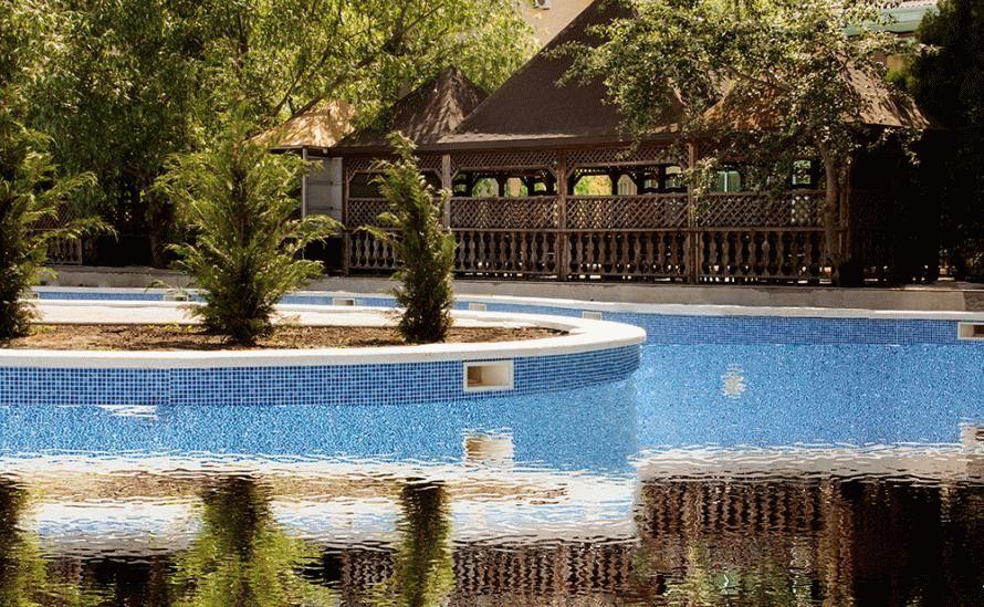 Отель Heliopark Aqua Resort в Сукко