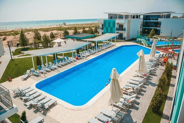 Отель «Aurum Family Resort & Spa»