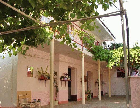 Гостевой дом Янис в Витязево