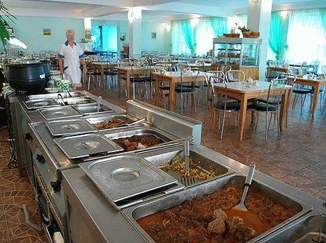 Пансионат «Селена» в Витязево