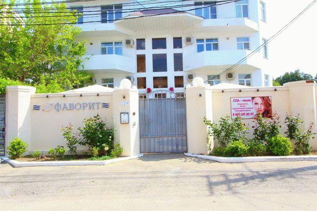 Отель Фаворит в Витязево