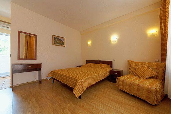 Комплекс гостиниц «Черноморская» в Анапе