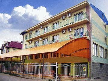 Анапа гостиница Спутник