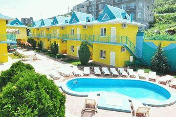 Гостиница Индиго в Анапе