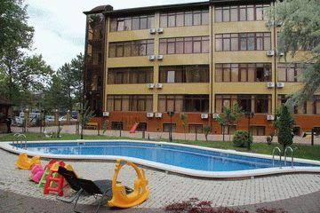 Отель Елочки - Анапа