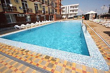 Отель Пальмира Палас в Анапе