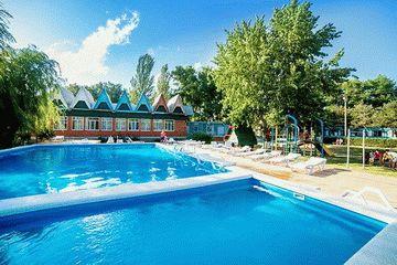 Отель Дельфин в Анапе