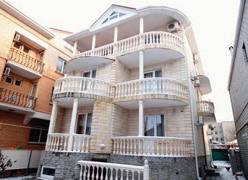 Гостевой дом в Анапе на ул. Крымской