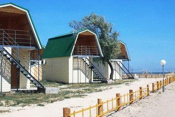 База отдыха в Голубицкой