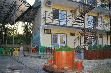 Гостевой дом «Улыбка» в Джемете
