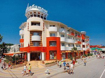 Отель Альбатрос - Анапа