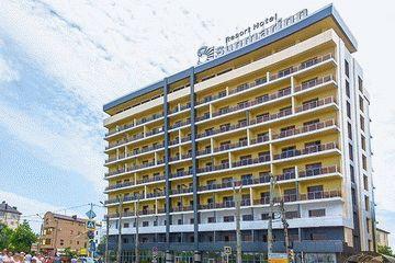 Отель SunMarinn в Анапе