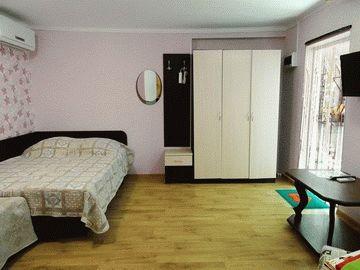 Гостиница в Джемете на Буковой