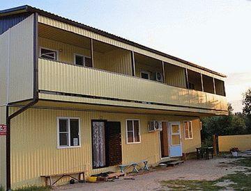 Гостевой дом Азовский в Голубицкой