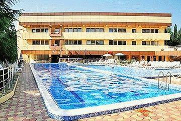 Санаторий «Golden» в Алуште