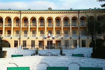 Санаторий «Беларусь» в Сочи