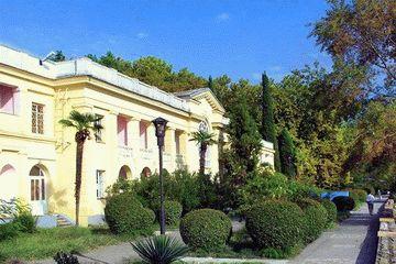 Санаторий «Лазаревское» в Сочи