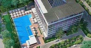 Отель «Beton Brut» в Анапе