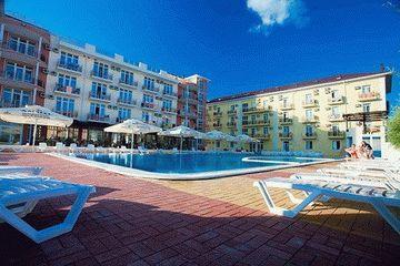 Отель Венера Ресорт в Витязево