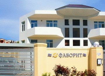 Отель Фаворит - Витязево
