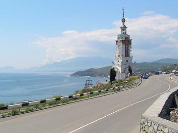 Храм-маяк Святителя Николая