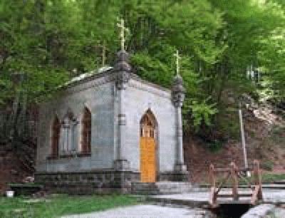 Мужской монастырь в Крыму